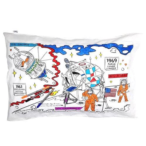 Space Explorer Pillowcase