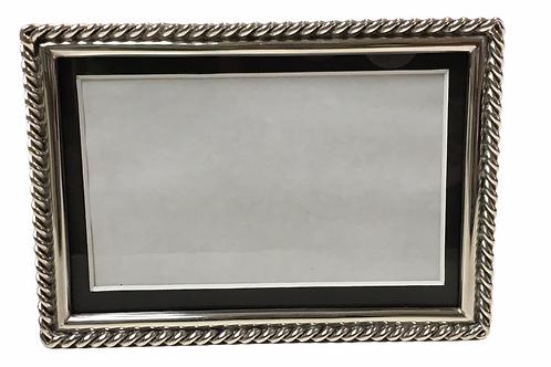 4x6  Pewter Frame