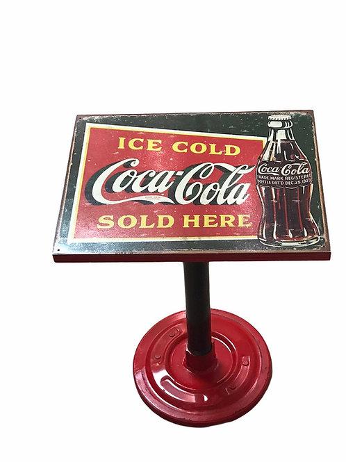 Coca- Cola Table