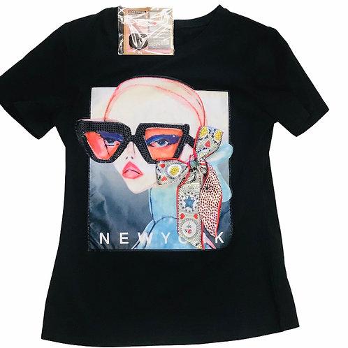 New York Chic Tee Shirt