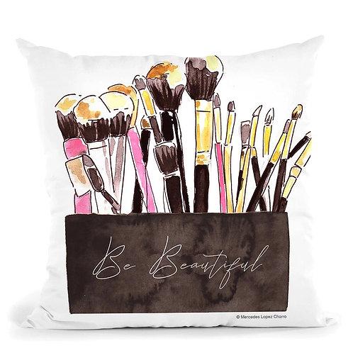 Be Beautiful  Pillow