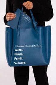 NEVER FULL TOTE - Fluent Italian