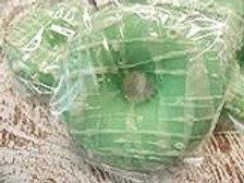 Coconut Lime Soap Donut