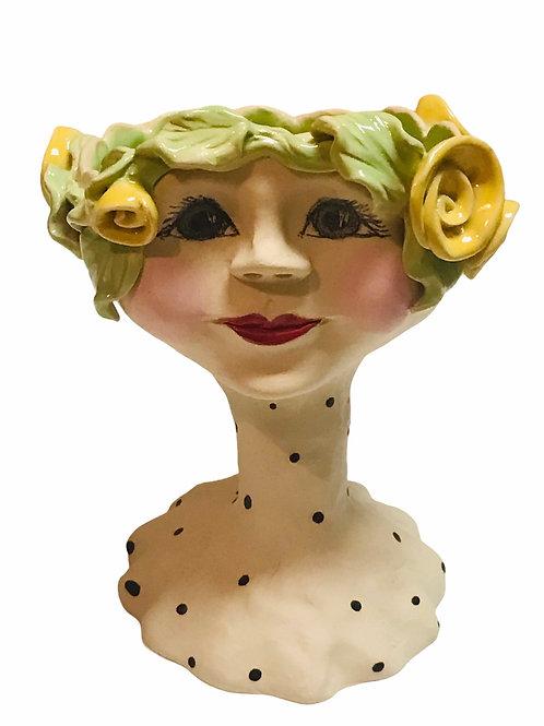 Laurel Yellow Rose Stem