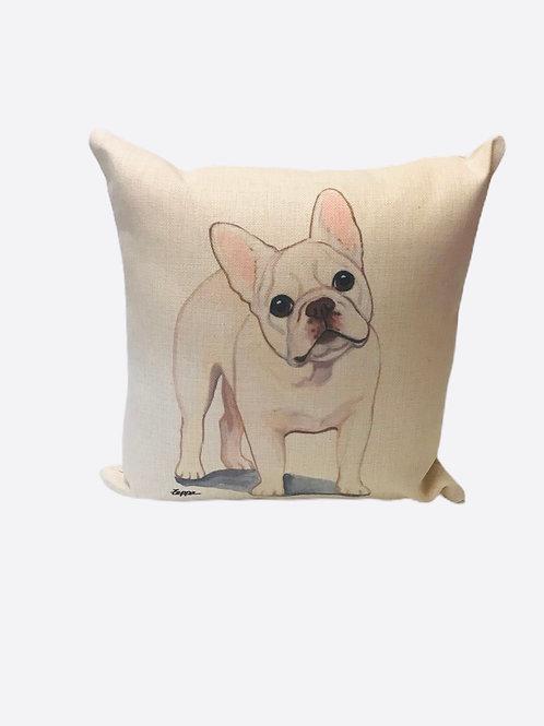 "Pillow ""French Bull Dog"""