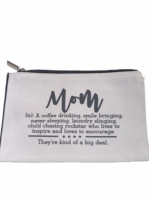 """""""Mom"""" Pouch"""