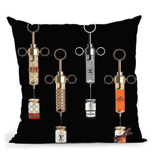 Designers Syringes Pillow