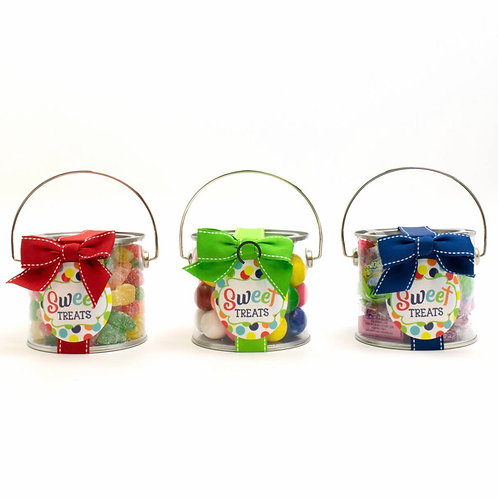 Candy Mini Paint Cans