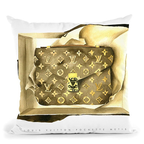 LV Bag Pillow