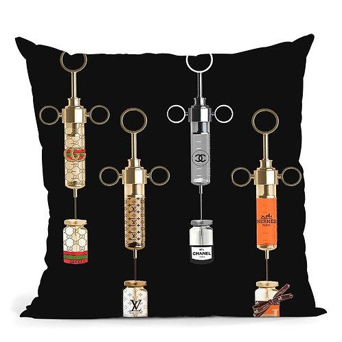 Designer Syringes  Pillow