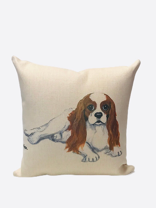 "Pillow ""Cavalier King Charles """