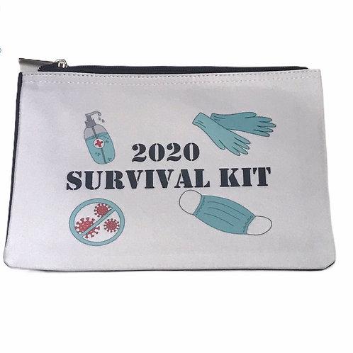 """""""2020 Survival Kit"""" Pouch"""