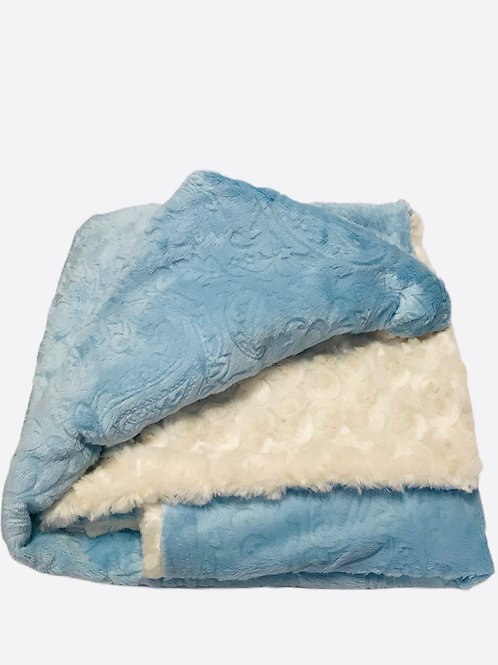 Cozy Blue Blanket