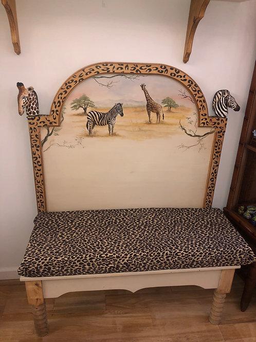 Animal Bench
