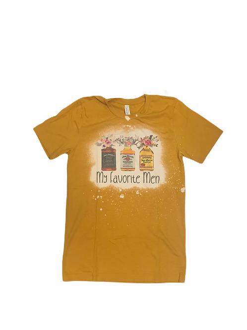 """""""My Favorite Men"""" T-shirt"""