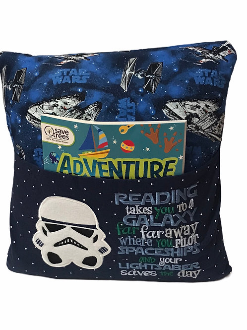 Star Wars Book Pillow