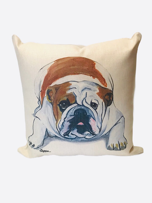 "Pillow ""Bull Dog"""