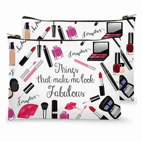 Zippered Bag - Things that make me look fabulous