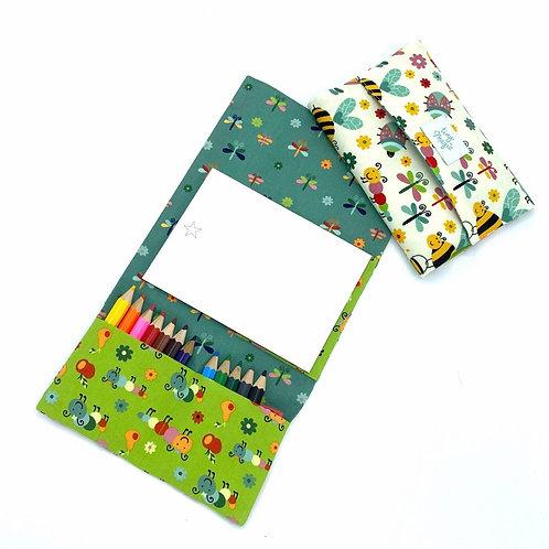 Color book -Spring Theme