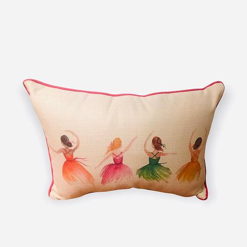 Pillow Ballerina