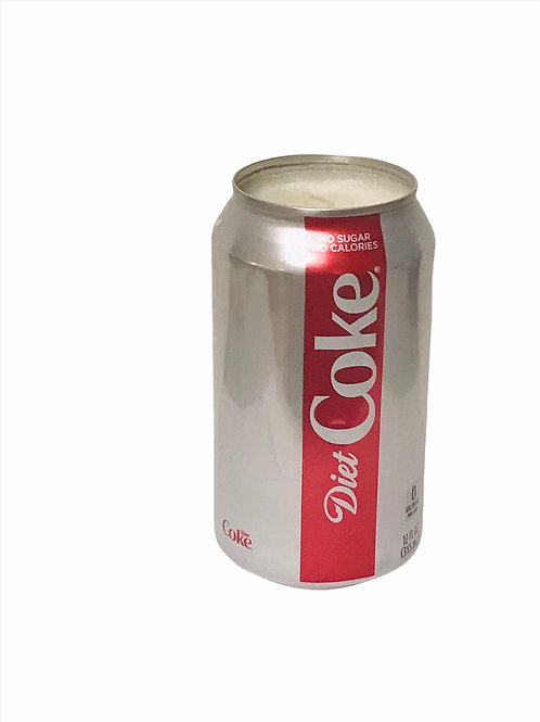 Diet Coke Can Candle- Fruit Loops Scent