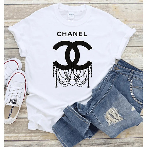 Dipping in Jewels  CC - Tee