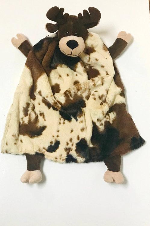 Moose Blanket Buddy