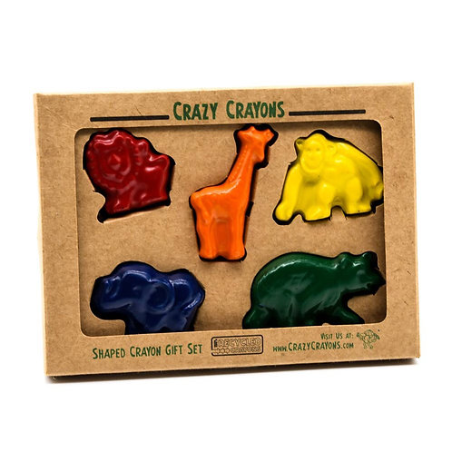 Zoo Solid Crayons