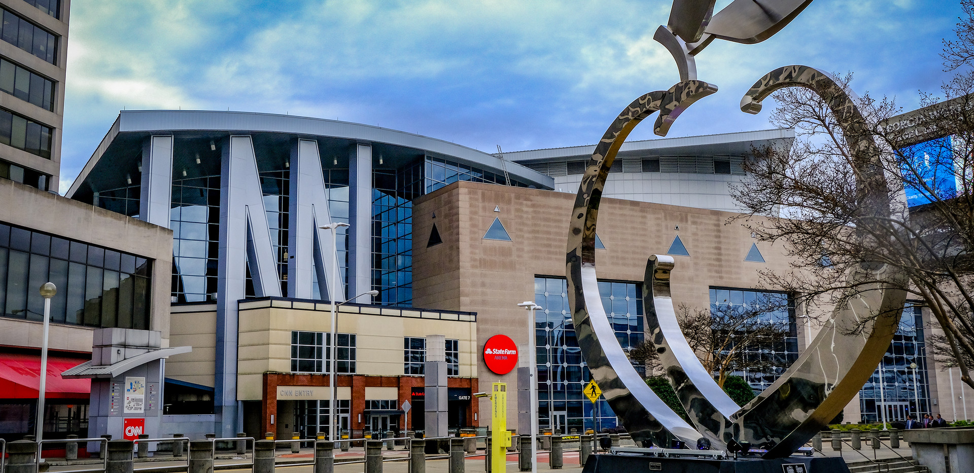 State Farm Arena, Atlanta, GA