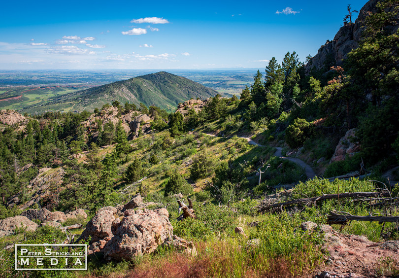 Horsetooth Trail, Fort Collins, CO