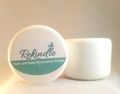 Hair and Body Restoration Butter 4.5oz