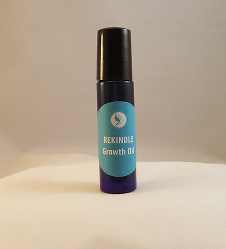 Herbal Hair Growth Oil 1oz.