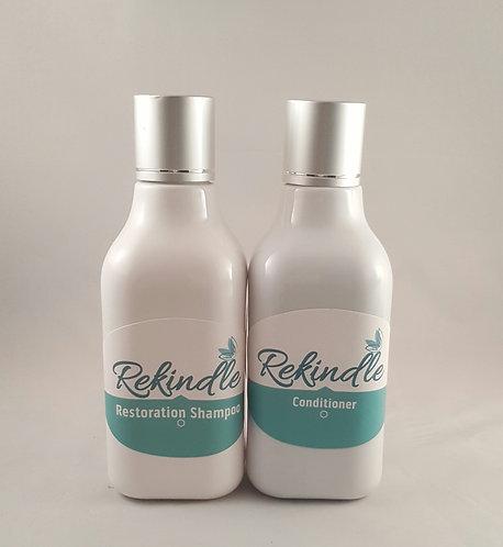 Restoration Shampoo and Conditioner 8oz