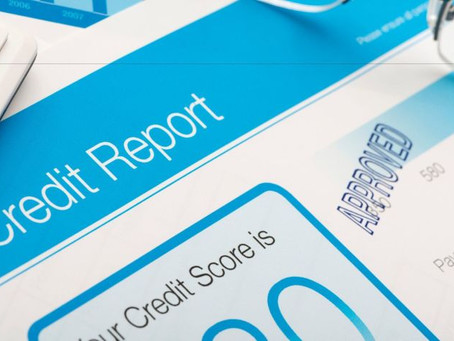 The Credit Bureaus are not government agencies