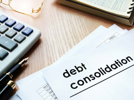 Debt Consolidation...
