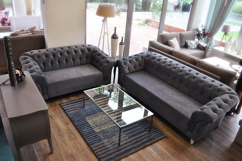 Barock 3er Sofa