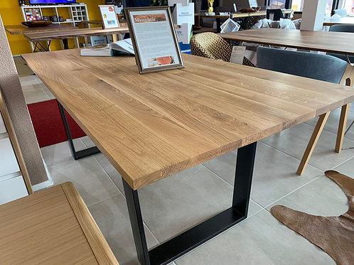 Oak Silver Table