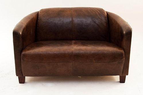 Vintage Rocket 2er Sofa