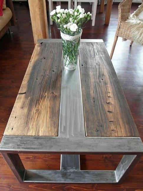 Rustic Club Table