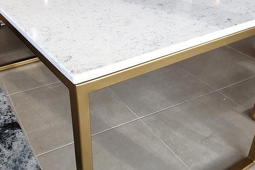 White Diamond Table