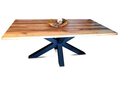 Walnut Star Table