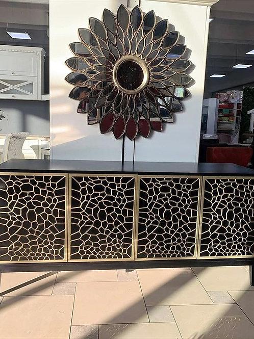 Sideboard Honey black 180cm