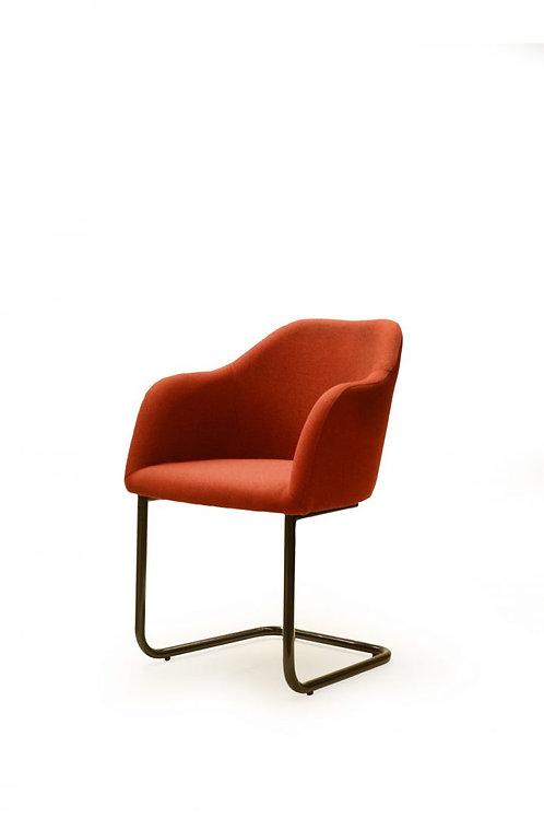 Stuhl Elba 3Metall schwarz