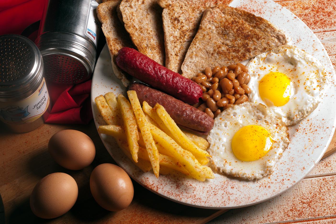 Daybreaker Breakfast