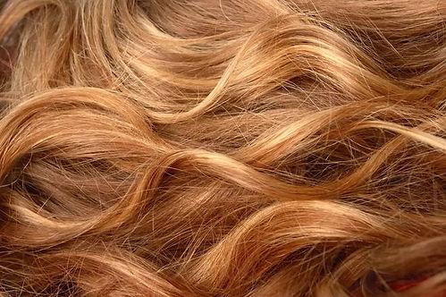 混合性髮質