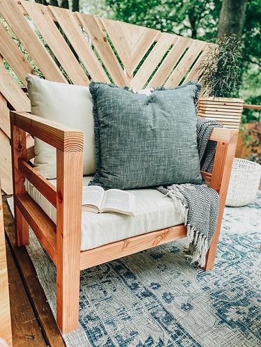 Equinox Outdoor Club Chair