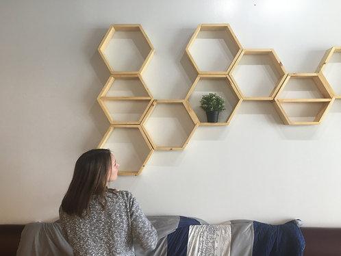 """16"""" Hexagon"""