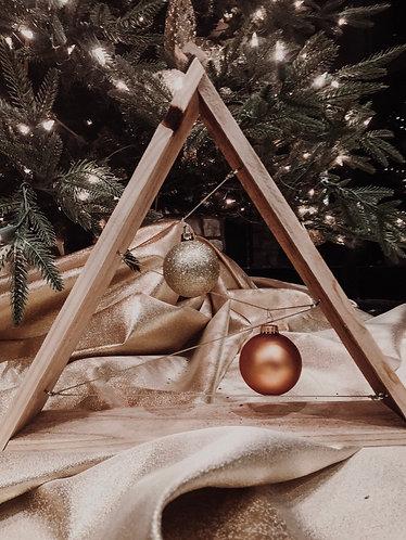Stringed Triangle