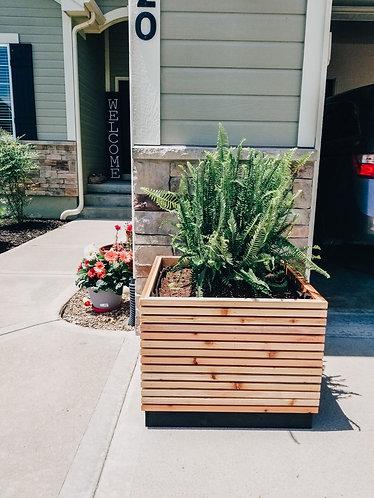 Honeyfur Planter - Large Square