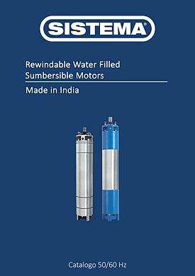 Submersible Motors Sistema Pumps